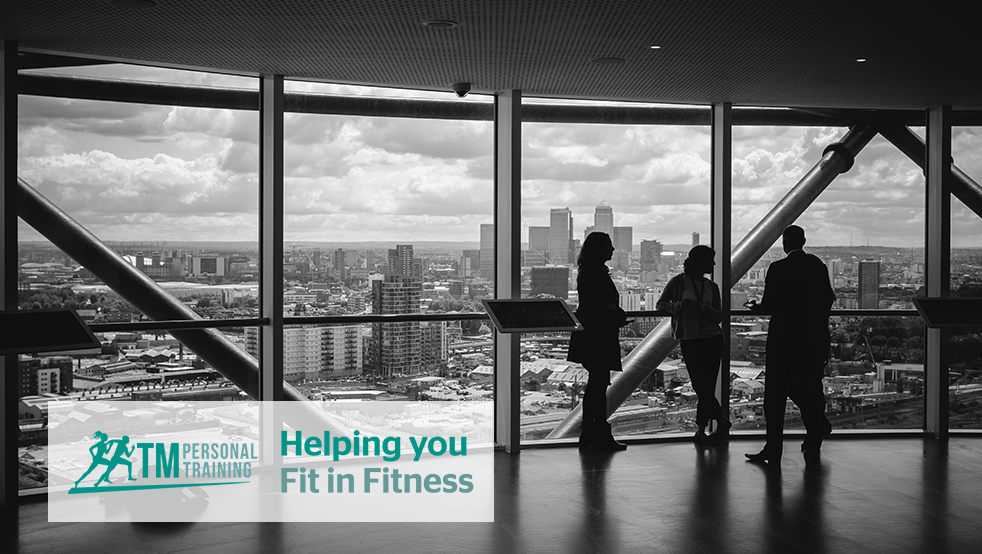 Fitting in Fitness in the Workplace
