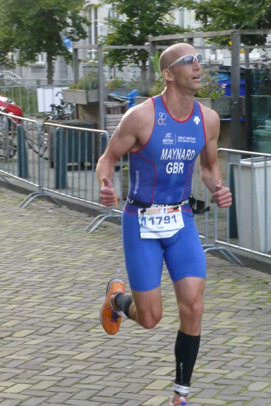 Tim Maynard Triathlete TM Personal Training